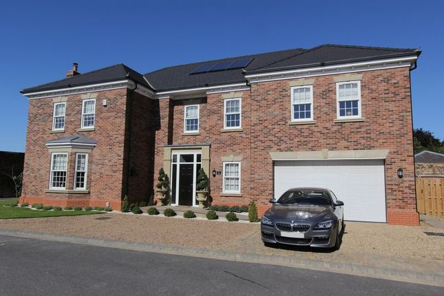Thumbnail Detached house for sale in Danegeld Garth, Welton, Brough