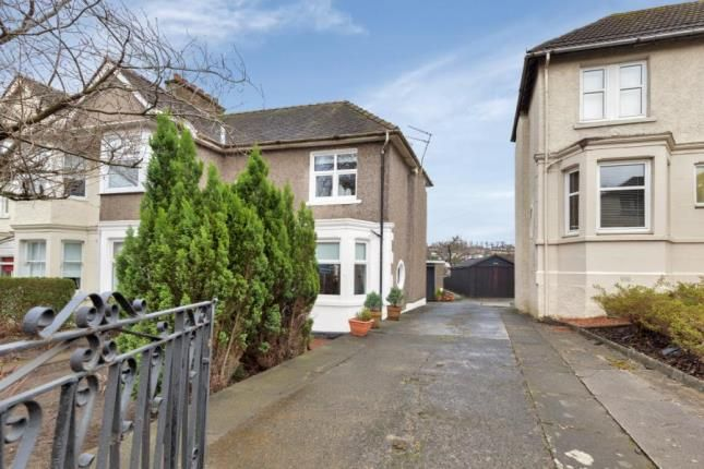 External of Hamilton Road, Rutherglen, Glasgow, South Lanarkshire G73
