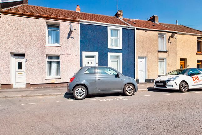 2 bed terraced house to rent in Siloh Road, Swansea SA1