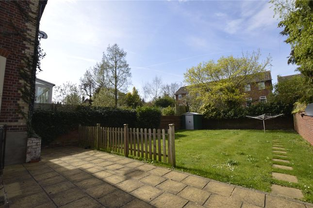 Communal Gardens of Alexandra Road, Reading, Berkshire RG1