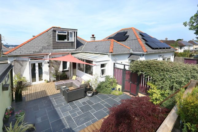 Detached bungalow for sale in Moor View, Plymstock, Plymouth