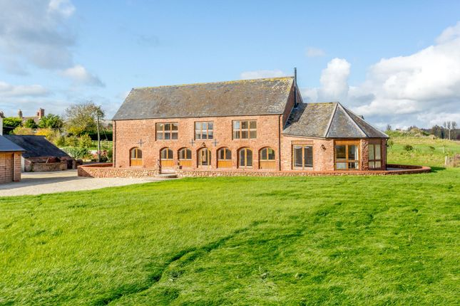 Thumbnail Barn conversion for sale in Langford Budville, Wellington, Somerset