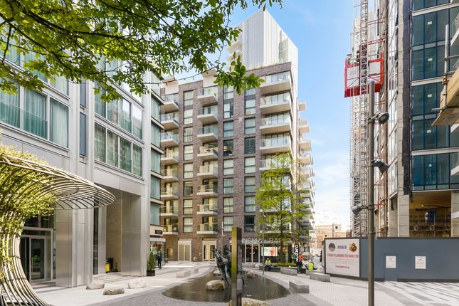 Thumbnail Flat to rent in Aldgate, London