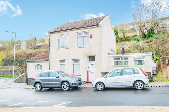 Thumbnail Detached house for sale in Ferndale Road, Tylorstown, Glamorgan