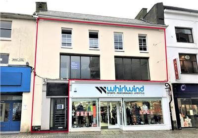 Thumbnail Retail premises to let in Upper Floors, 32A Market Place, Penzance, Cornwall