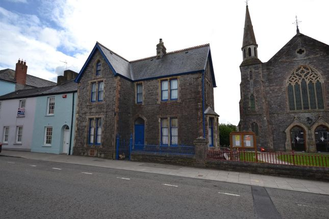 Thumbnail End terrace house for sale in Main Street, Pembroke