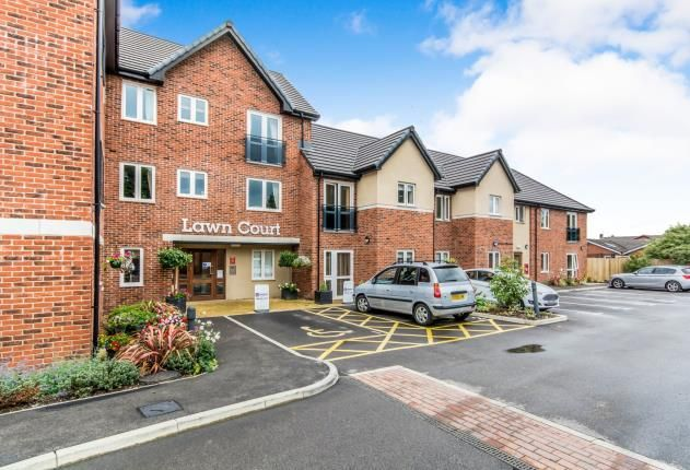 Thumbnail Flat for sale in Lawn Court, Longsight Lane, Harwood, Bolton