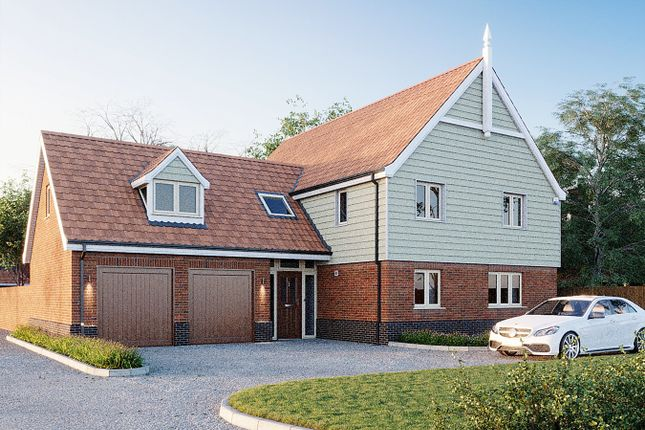 Thumbnail Detached house for sale in Broadlands Way, Ipswich