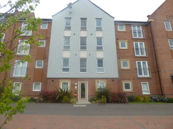 Thumbnail Flat for sale in City Wharf, Foleshill Road, Coventry