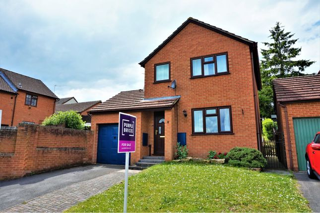 Thumbnail Detached house for sale in Badgers Way, Sturminster Newton