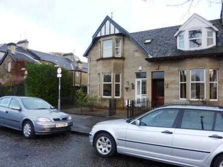 Thumbnail Town house to rent in Westland Drive, Scotstoun, Glasgow G14,