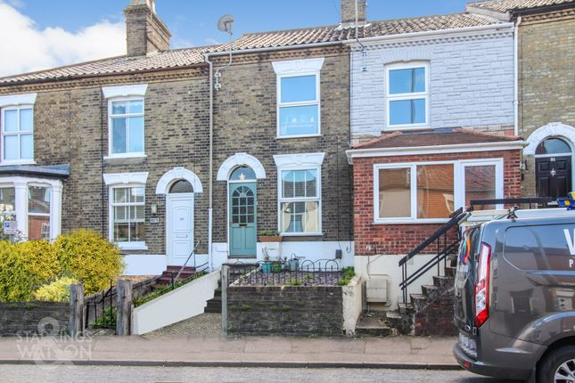 2 bed terraced house for sale in Sprowston Road, Norwich NR3