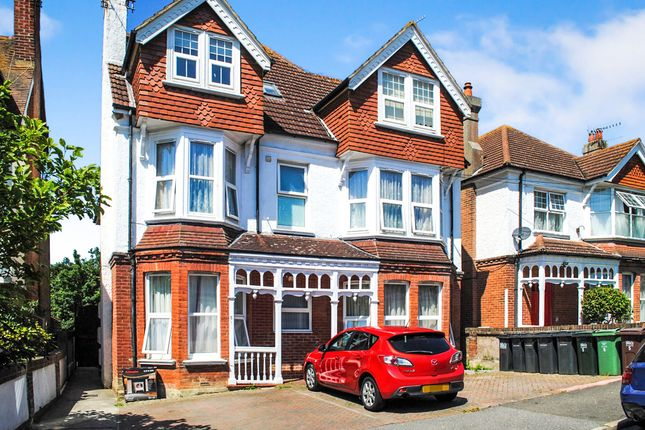 Thumbnail Flat for sale in Elmstead Road, Bexhill-On-Sea