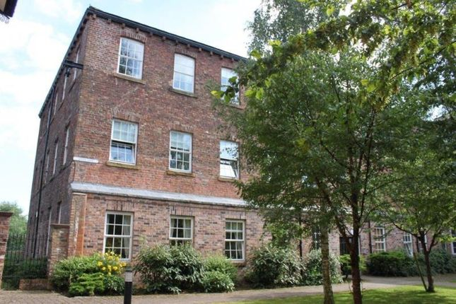 Thumbnail Flat to rent in 16 River View, Denton Mill Close, Carlisle