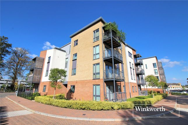 Thumbnail Flat to rent in James Court, Grade Close, Elstree, Hertfordshire