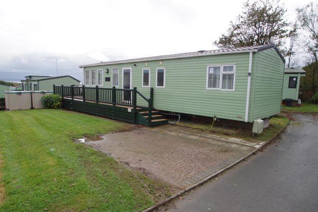 3 bed mobile/park home for sale in Ruda, Moor Lane, Croyde, Braunton EX33