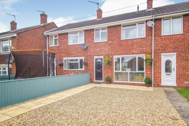 Thumbnail Terraced house for sale in Quantock Close, Warmley, Bristol