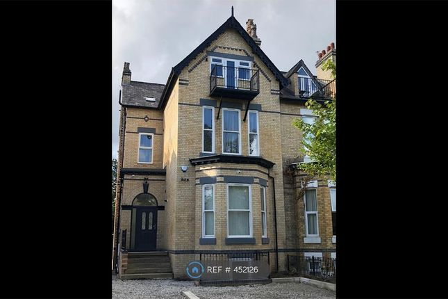Thumbnail Flat to rent in Palatine Road, Manchester