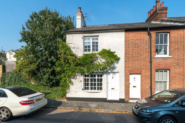 2 bed end terrace house for sale in Sopwell Lane, St.Albans AL1