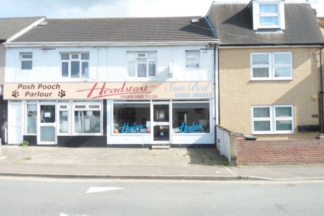 Retail premises to let in Milton Road, Swanscombe