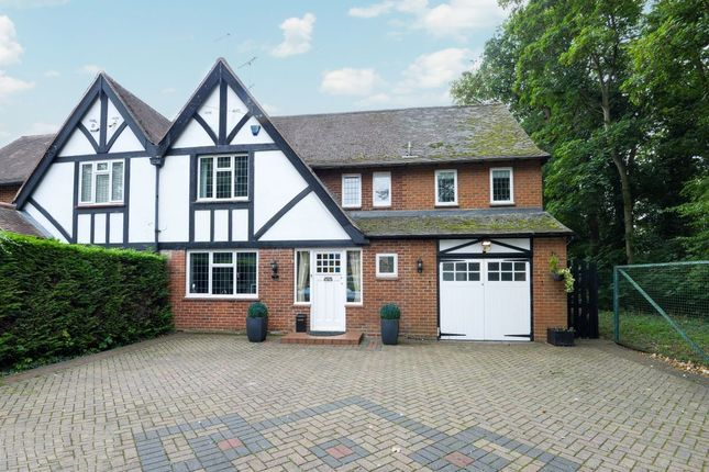 Thumbnail Semi-detached house for sale in Harlow Road, Sawbridgeworth