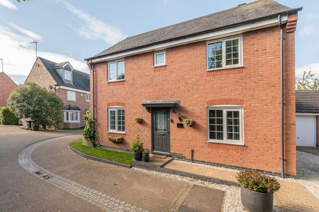 Thumbnail Detached house for sale in Booth Road, Hanwell Fields, Banbury