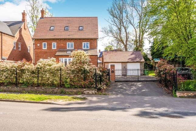 Thumbnail Detached house for sale in James Way, Scraptoft, Leicester, Leicestershire