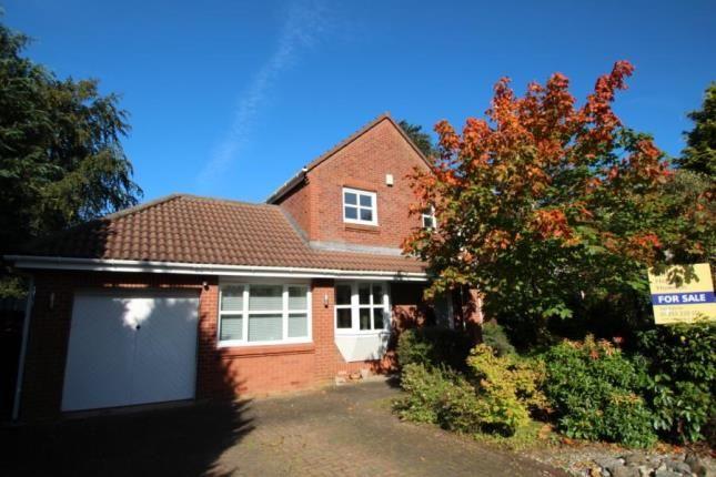 Thumbnail Detached house for sale in Kirkland Park, Strathaven, South Lanarkshire