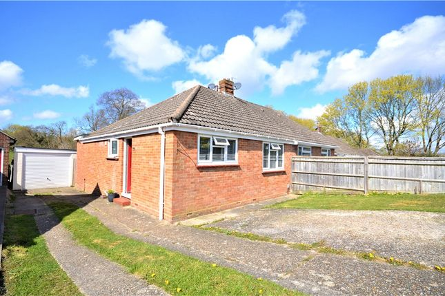3 bed bungalow for sale in Pitman Close, Basingstoke, Hampshire RG22