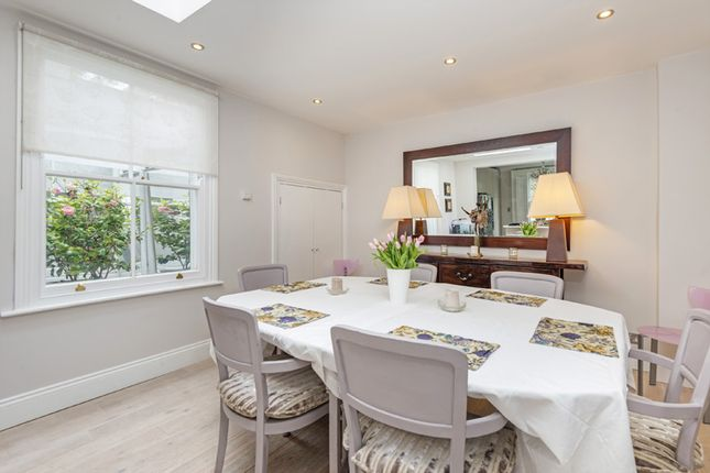 Thumbnail Link-detached house for sale in Belgrave Gardens, St Johns Wood
