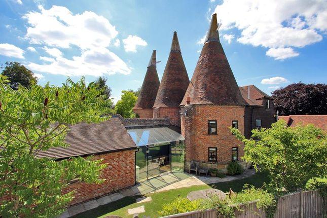 Thumbnail Semi-detached house for sale in Haymans Hill, Horsmonden, Kent
