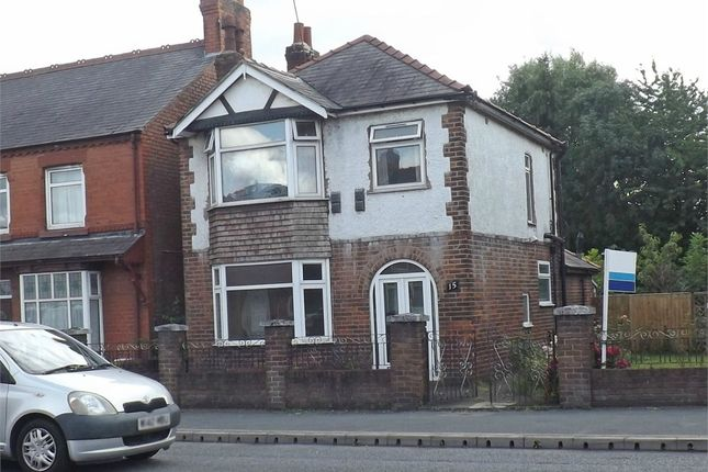 Thumbnail Detached house for sale in Chester Road West, Queensferry, Deeside, Flintshire