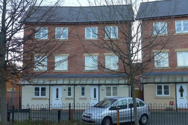 Thumbnail Semi-detached house to rent in Fitzroy Circus, Portishead, Bristol