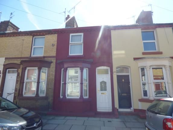 Thumbnail Terraced house for sale in Methuen Street, Liverpool, Merseyside