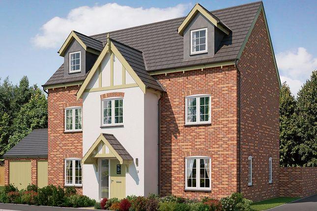"Thumbnail Detached house for sale in ""The Needham"" at Bowbridge Lane, New Balderton, Newark"