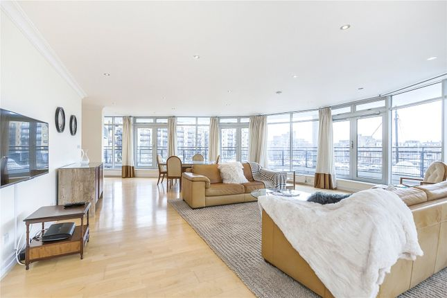 Thumbnail Flat for sale in Sanderling Lodge, Star Place, London