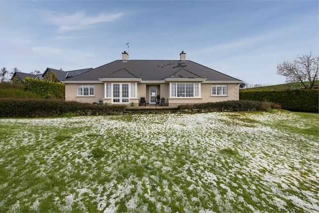 Thumbnail Detached bungalow for sale in Belfast Road, Tamlaght, Enniskillen, County Fermanagh