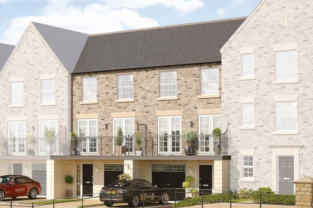 Thumbnail Terraced house for sale in Spofforth Park, Spofforth Hil, Wetherby