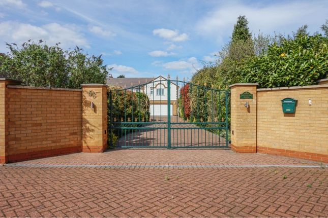 Thumbnail Detached house for sale in Stonald Road, Whittlesey, Peterborough