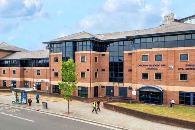 Office to let in Frigatehouse, Quay West, Quay Parade, Swansea