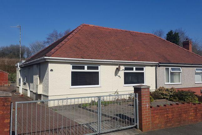 Semi-detached bungalow for sale in Cae Nant Terrace, Skewen, Neath