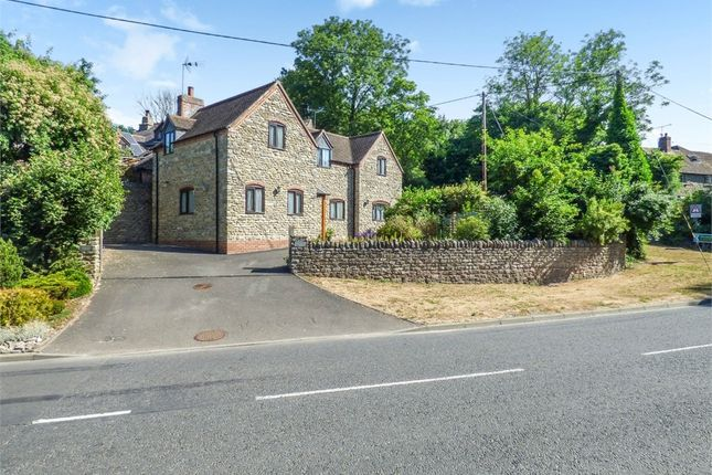 Thumbnail Detached house for sale in Shrewsbury Road, Much Wenlock, Shropshire