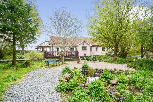 Thumbnail Detached bungalow for sale in Edinburgh Road, Greenlaw