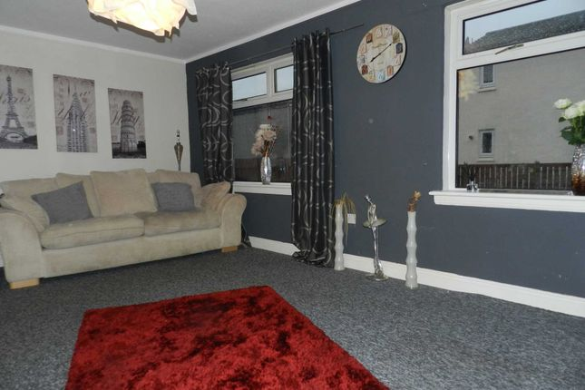 Thumbnail End terrace house to rent in Sinclair Court, Kilmarnock