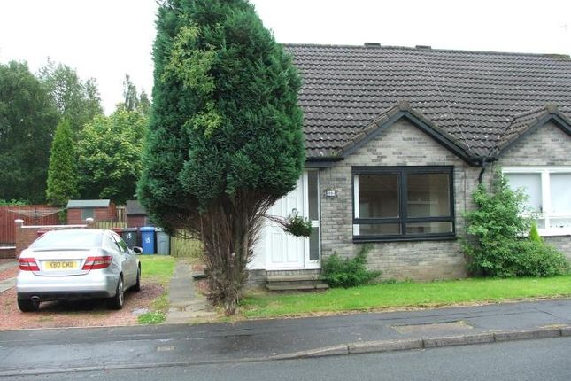 Thumbnail Semi-detached bungalow to rent in Beattock Wynd, Hamilton