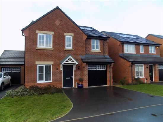 Thumbnail Property to rent in Oxbridge Road, Cottam, Preston