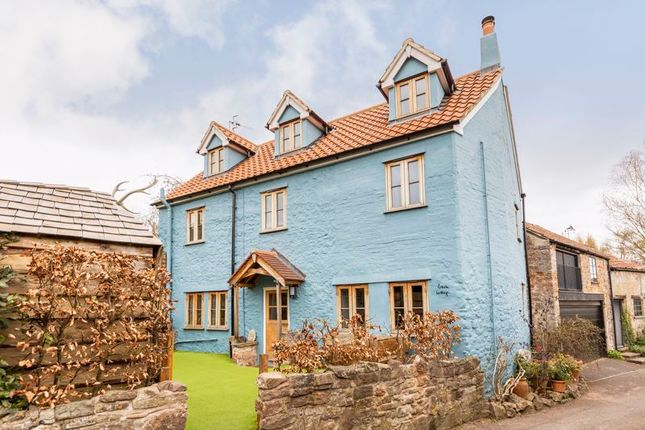 Thumbnail Link-detached house for sale in Church Lane, Flax Bourton, Bristol