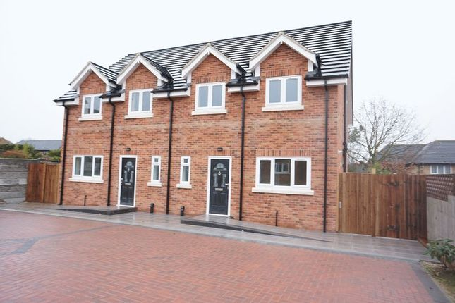 Thumbnail Semi-detached house to rent in 5 Morris Mews, Burnt Mills, Basildon