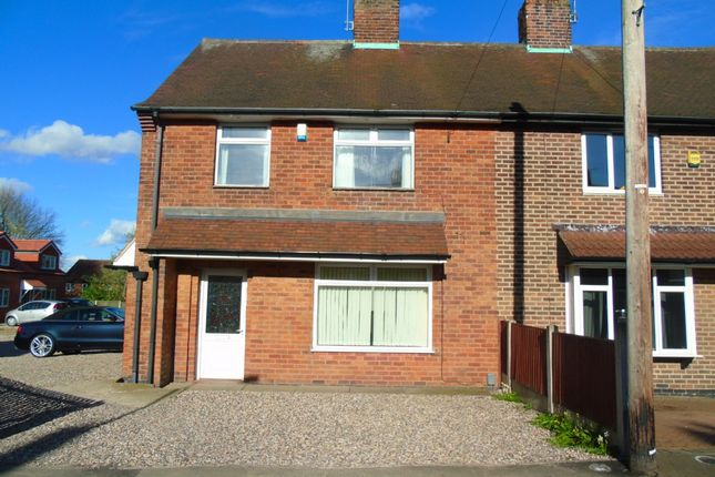 Thumbnail Semi-detached house to rent in Collins Avenue, South Normanton, Alfreton