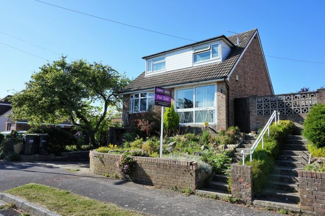 Thumbnail Detached house for sale in Highbank Avenue, Purbrook, Waterlooville